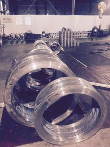 Can Be Customized Cpm Pellet Mill Ring Die Supplier pictures & photos