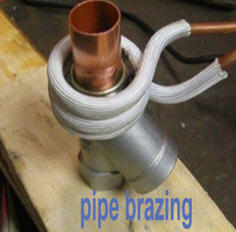 Induction Heating Welding Machine IGBT Induction Heater Brazing Machine Jointing Machine pictures & photos