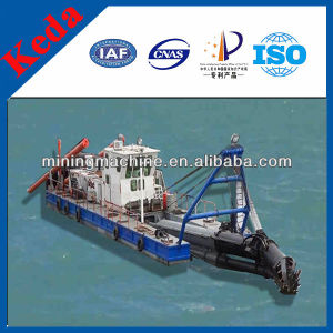 China Manufacturer Cutter Suction Sand Dredger pictures & photos