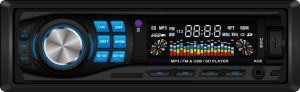 Wholesale 1 DIN Univeral Car MP3 Player with USB/SD/Aux pictures & photos