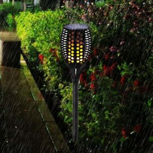 Waterproof LED Flame Torch Lights, Flickering Torch Light pictures & photos