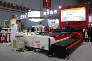 Good quality Metal Sheet and Tube Fiber Laser Cutting Machine Used in Agricultural Equipment pictures & photos