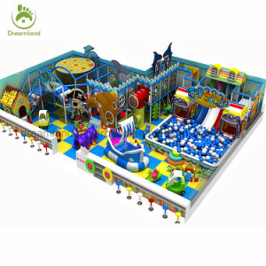 Novel Design Custom Adventure Climbing Rope Course Playground pictures & photos
