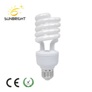 15W T4 Half Spiral Energy Saving Bulbs Use on Indoor pictures & photos