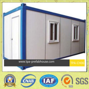 Prefabricated 20FT Container House for Mobile House pictures & photos