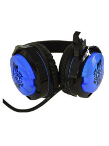 Gaming Headphone with Mic LED Light for Computer Desktop pictures & photos
