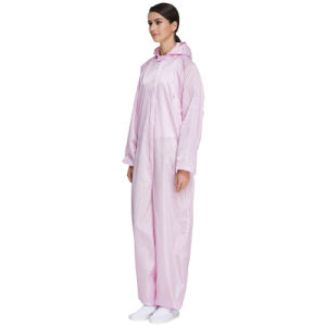 ESD Garment Antistatic Clothing for Cleanroom pictures & photos