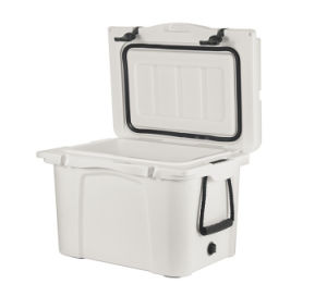 Portable Rotomolded PE Plastic Ice Cooler Box Fishing Tackle pictures & photos
