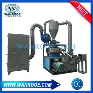 Pnmp Waste PVC UPVC Plastic Micronizer Pulverizer Grinding Machine pictures & photos
