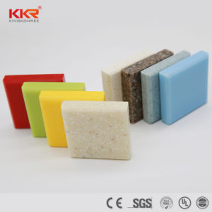 Wholesale Waterproof Bathroom Shower Artificial Stone Panels pictures & photos