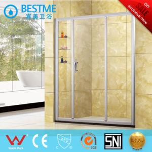 China Factory Standard Bathroom Shower Partition (B1804) pictures & photos