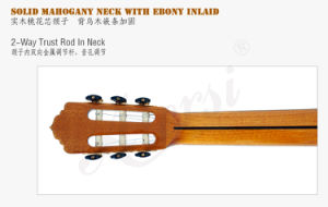 """Top Quality 39"""" Classical Guitar with Low Price (SC093F) pictures & photos"""