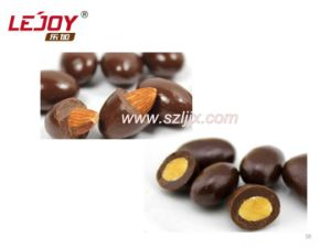 Glazing and Chocolate Coating Machine for Nuts pictures & photos