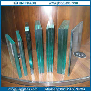 Low Iron Curved Tempered Sgp Laminated Glass Manufacturer pictures & photos