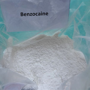 The Most Popular Local Anesthetic Benzocaine CAS: 94-09-7 pictures & photos