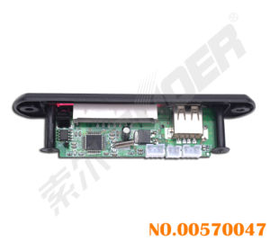 USB SD Card MP3 Decoder Board 12V pictures & photos