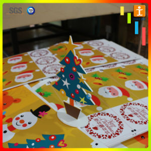 Customed PVC Foam Board for Christmas (TJ-UV-010) pictures & photos