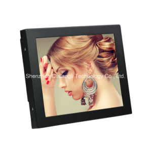 Factory Design 10.4 Inch Metal Case Industrial Touch Screen Monitor pictures & photos
