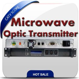 19inch 1310/1550 Microwave Fiber Optic Transmitter/1310nm 1550nm Microwave Optical Transmitter