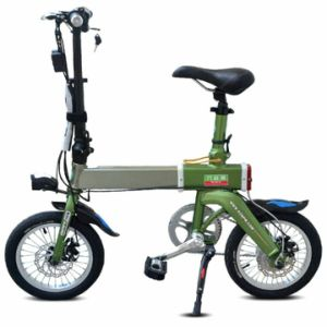 E01 Hot Sale Electric Bike with LED pictures & photos
