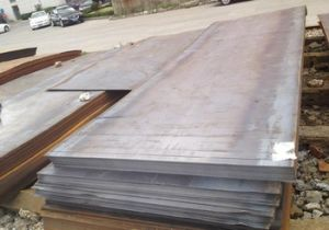 Q420A Carbon Structural and Low Alloyed Steel Plates/Wide Plate pictures & photos