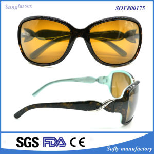 New Coming Fashion Design Polarized Lens Oversize Eyewear Glasses pictures & photos