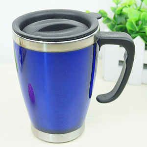 P/S Double Wall Coffee Mug (CL1C-E31) pictures & photos
