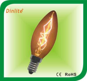 C35- 25W 40W 8anchors golden rustika bulb pictures & photos