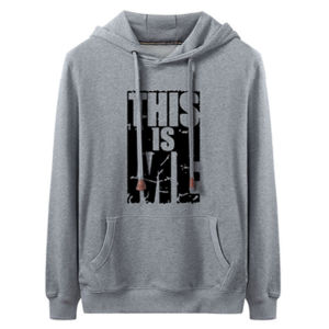 Online Shopping Design Smooth Soft Sports Hoodies pictures & photos