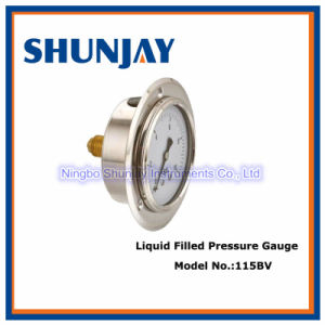 En 837-1 Liquid Filled Pressure Gauge pictures & photos