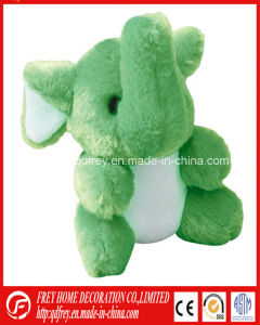 Promotion Gift of Cute Plush Huggable Elephant Toy pictures & photos