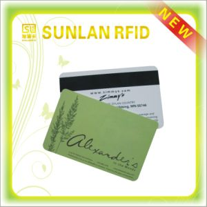 Wholesale Magnetic Stripe Membership Card From Sunlanrfid pictures & photos