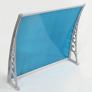 Green Polycarbonate Sheet for Factory Awning pictures & photos