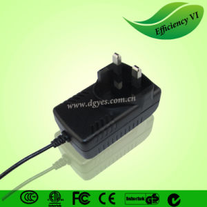 15V2.5A AC/DC Adapter with UK Plug