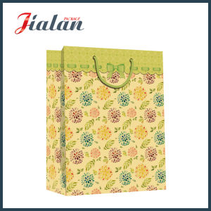Hot Sell Yiwu Supplier Customize Logo Printed 3D Chrsitmas Paper Bag pictures & photos