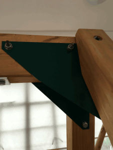 Wood Swing Set Hardware pictures & photos