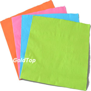 OEM High Quality Paper Dinner Napkin pictures & photos