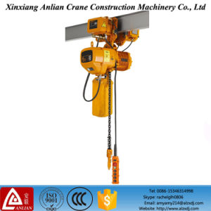 Electric Chain Hoist 3t Pull Lift Manual Chain Hoist pictures & photos