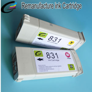 Recycled Genuine Original Cartridge for HP Latex 300 310 330 360 370 Printer with HP Latex Ink 831 pictures & photos