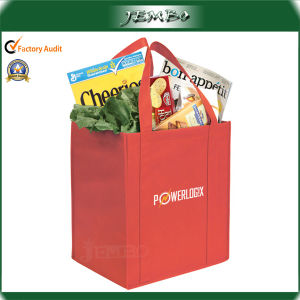 Promotion Non Woven Polypropylene Grocery Packing Bag for Shopper pictures & photos