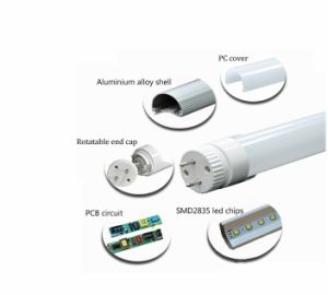 New Light T8 LED Tube Light Without Radar Sensor pictures & photos