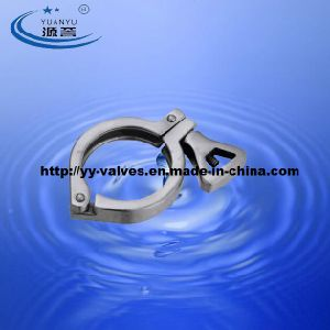 Sanitary Stainless Steel Triclover Clamp pictures & photos