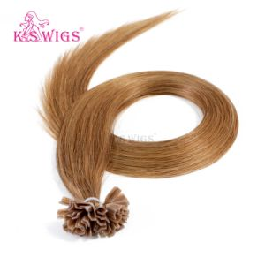 Best Quality Human Hair V Tip Keratin Pre-Bonded Hair Human Hair Extensions pictures & photos