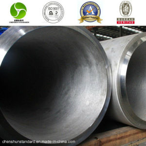 Ss 347H / 1.4912 Stainless Steel Seamless and Welded Steel Tube (304/316/310)