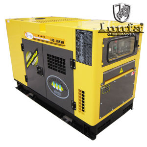 Egypt E-Start High Quality 12kVA Cummins Engine Diesel Generator Set pictures & photos