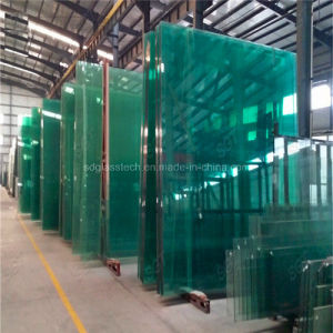4mm-19mm Clear Toughened Glass Wiith Polished Edges and Safety Corners pictures & photos