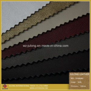 Popular Lychee Design Furniture Sofa Leather & Furniture  Leather (SF008) pictures & photos