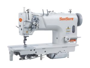 High Speed Double Needle Sewing Machine (SS8420) pictures & photos