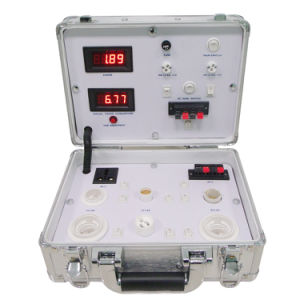 Mini Portable LED Display Box with Digital Meters pictures & photos