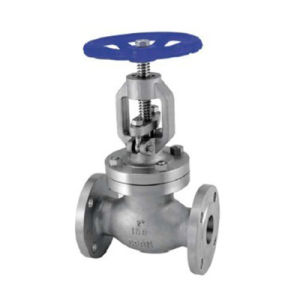 API 150lb Stainless Steel Flanged Globe Valve (J41W) pictures & photos